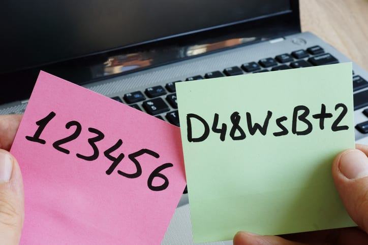Strong and Weak Passwords